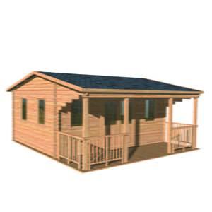Log Cabins & Garden Offices