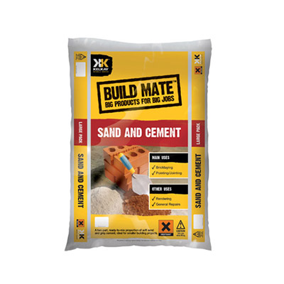 sand and cement mix ready to use in large bags. Black Bedroom Furniture Sets. Home Design Ideas