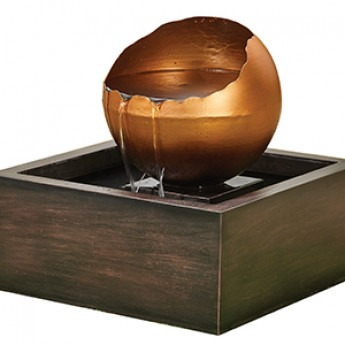 Pooling Sphere with LED