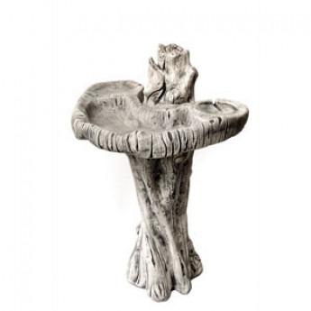 Melmar Stone Nuthatch Bird Bath