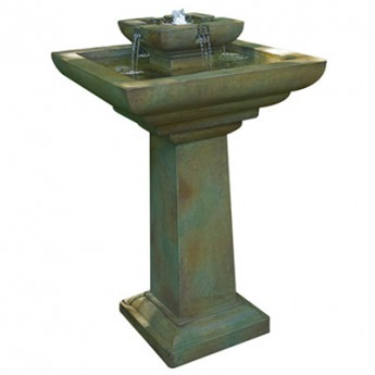 Falling Water Fountain in Relic Nebia