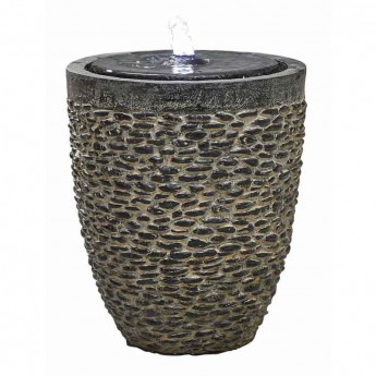 Cobble Stone inc LEDs