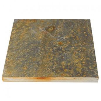 Natural Rustic Bronze Slate 5.5m Patio kit