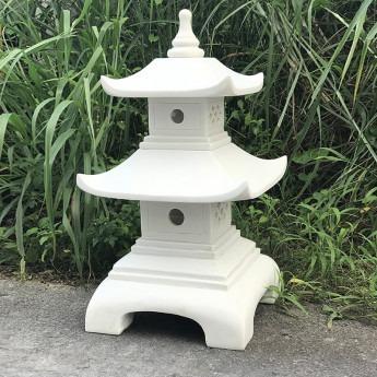 Dinova Oriental 2 Tier Pagoda