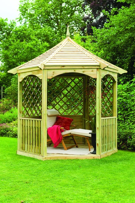 Forest Burford Gazebo Bfbgmhd