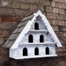 Small Hole 3 Tier Birdhouse