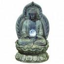 Kelkay Easy Fountian Meditating Buddha