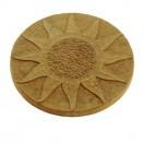 sunshine stepping stone 450mm york gold 8019YG56