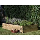 Forest Caledonian Raised Bed 180cm x 90cm