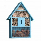 Four Seasons  Insect Hotel Blue