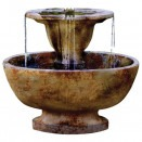 Alfresco Fountain in Relic Lava