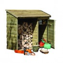 Forest Log & Tool Store