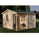 Forest Malvern Log Cabin 3.6m x 3.6m