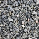 Norwegian Green Granite Chippings 14-20mm