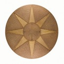 Astral Compass 1.8m Circle Kit Heritage Brown and Gold