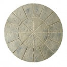 Minster Rustic Sage Circle Kit 1.8m