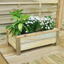 Forest Rectangular Planter