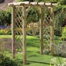 Forest Garden Ultima Pergola Arch