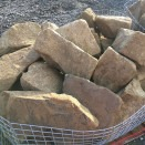 Large Yorkstone Rockery