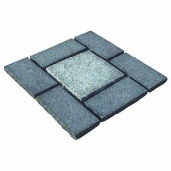 Kelkay Granite Cobble Square Mat