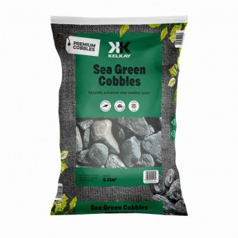 Kelkay Sea Green Cobbles large pack