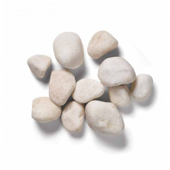 Pearl White Cobbles from Kelkay
