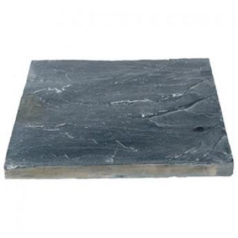 Natural Sapphire Black Slate 10.2m Patio kit