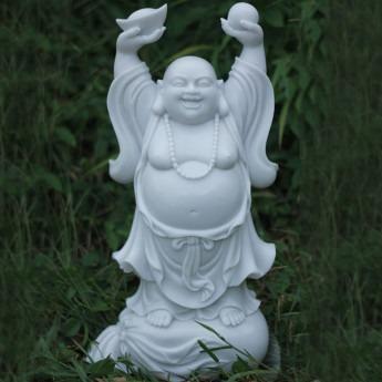 Dinova Oriental Cheering Buddha