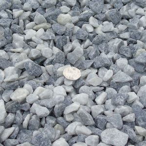 Alpine Blue Chippings 20mm