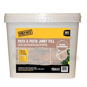 Mushroom Coloured Patio Joint Fill