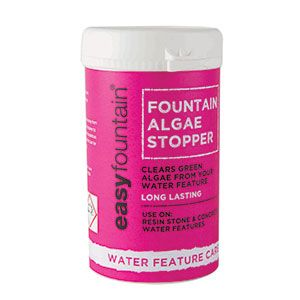 Easy Fountain Algae Stopper Long Lasting