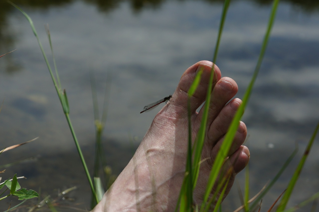 Barefoot Gardening: Should You Do This?