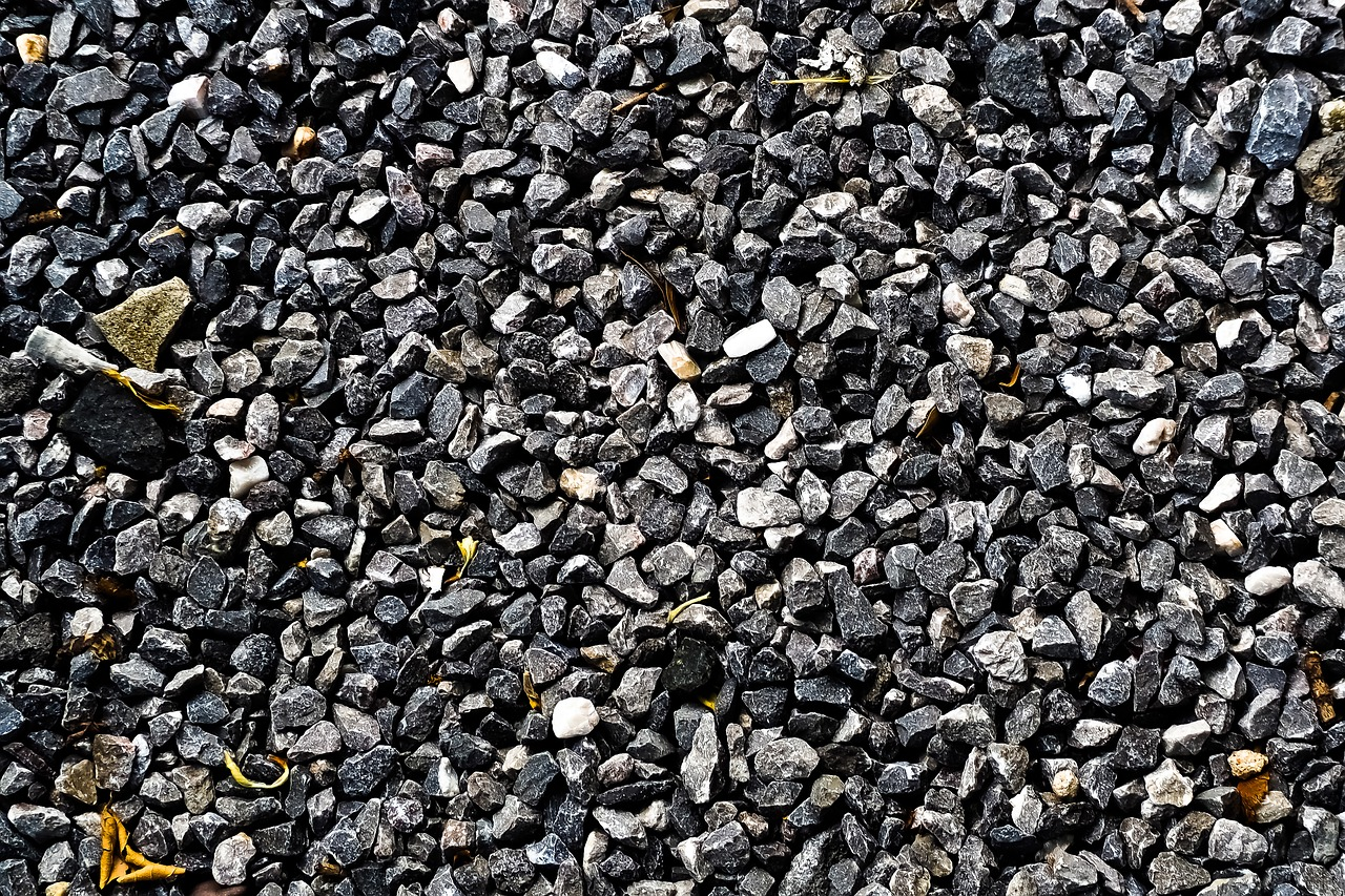 How Gravel And Stones Can Transform Your Garden