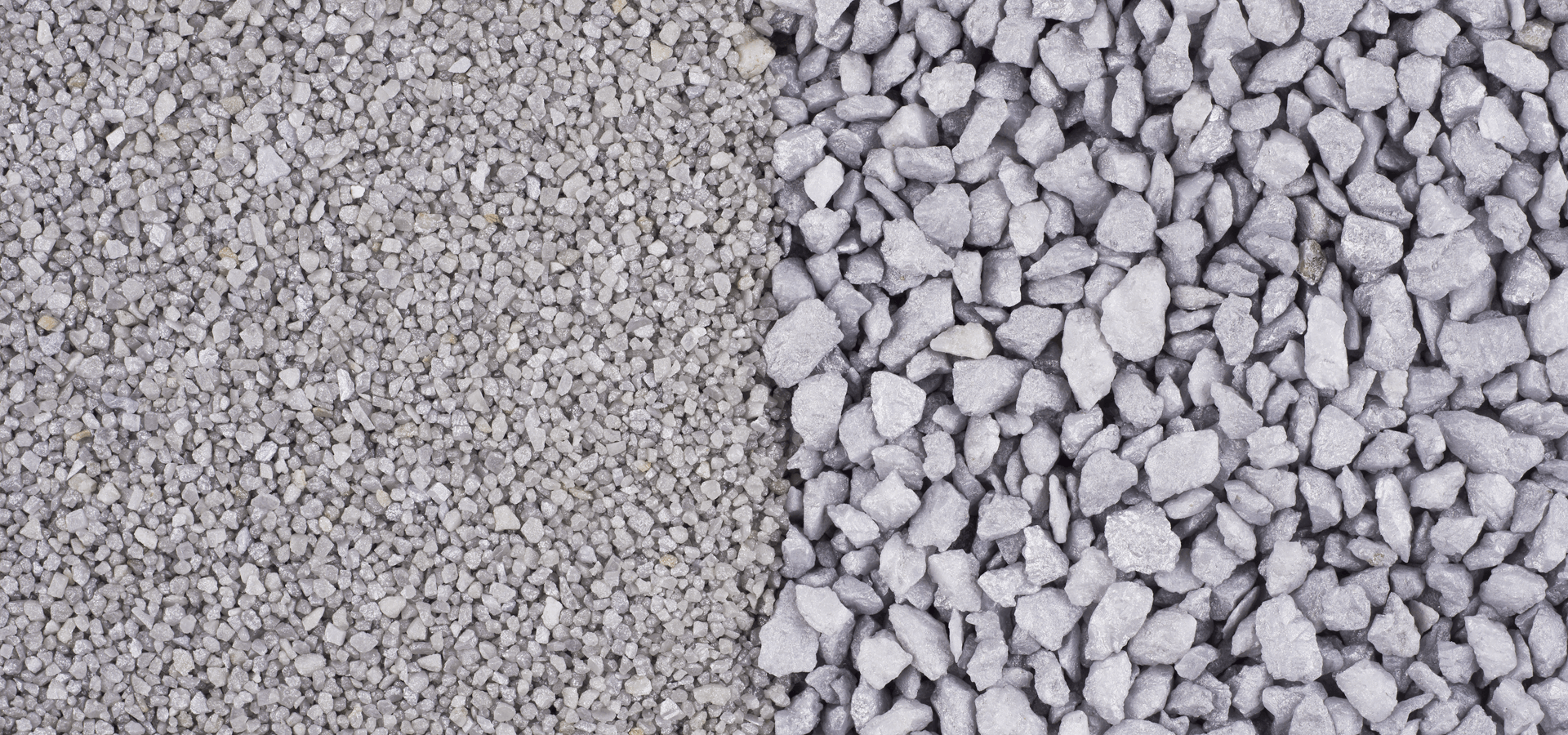 Aggregates vs gravels: What you need to know