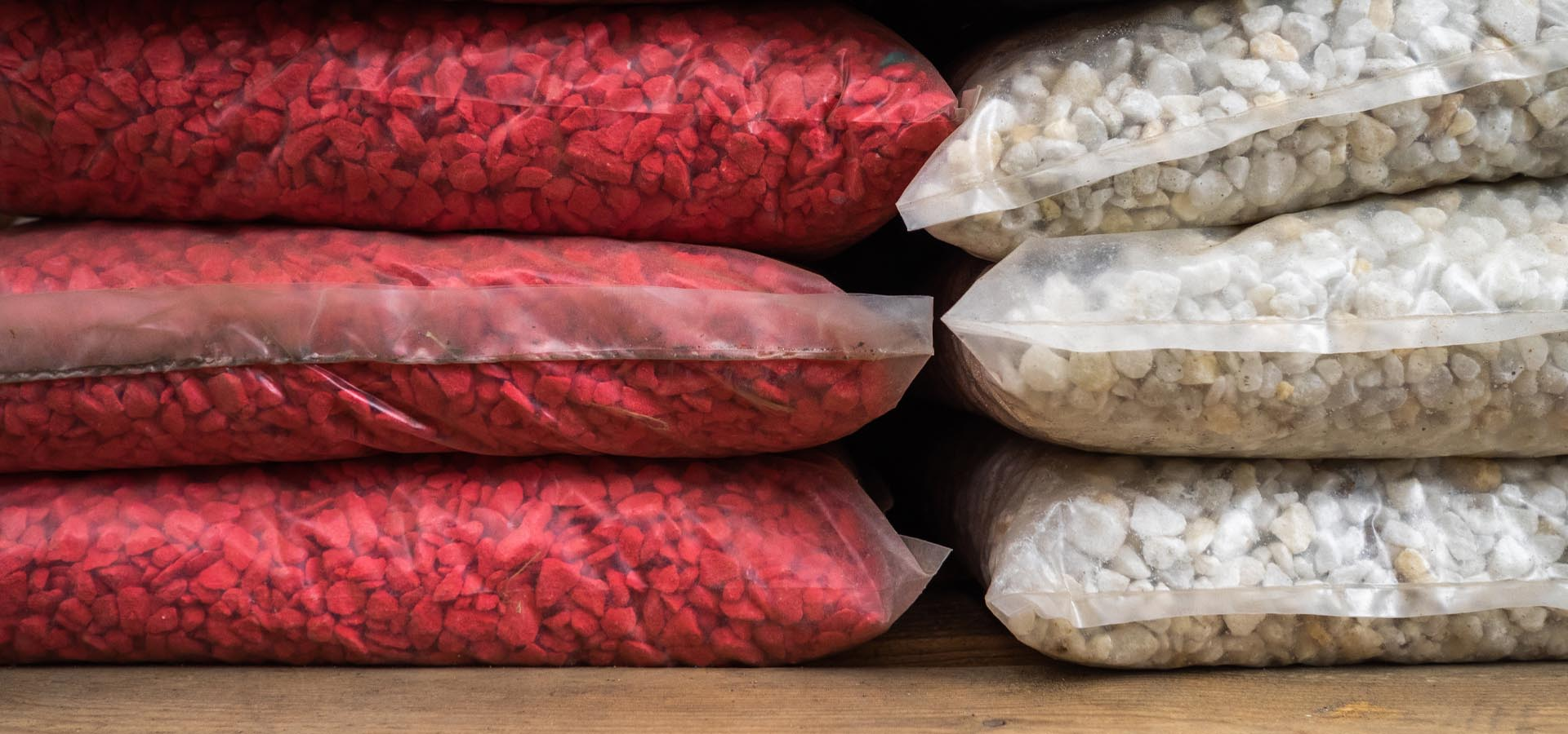 Why gravel bulk bags are the cheapest way to decorate your garden