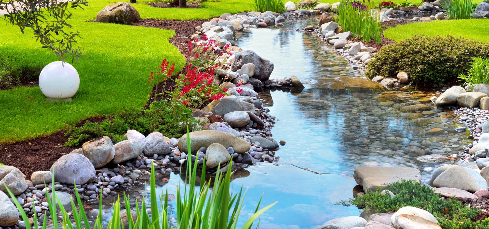 Arranging rockery stones: Ten top tips