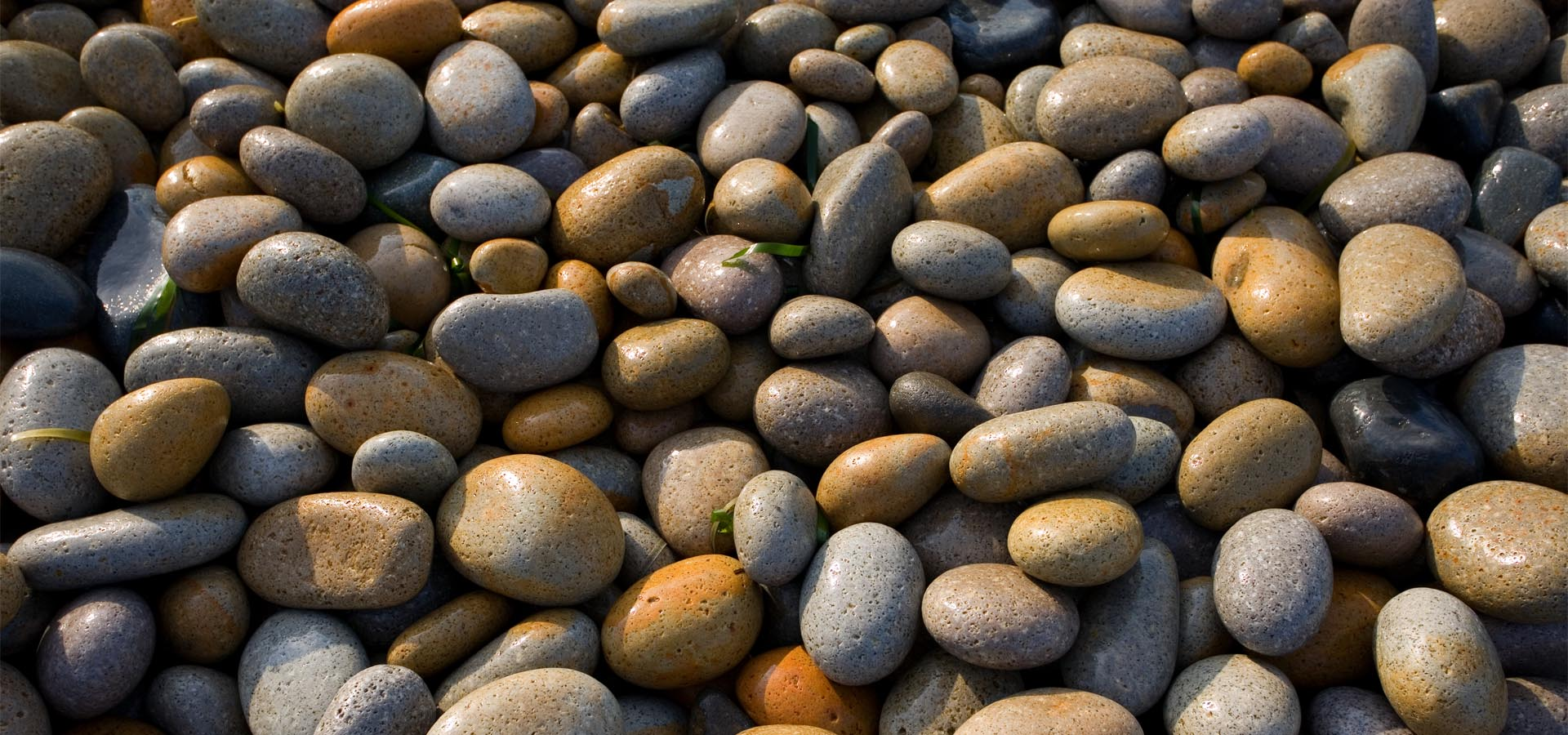 Scottish pebbles: A sizing guide