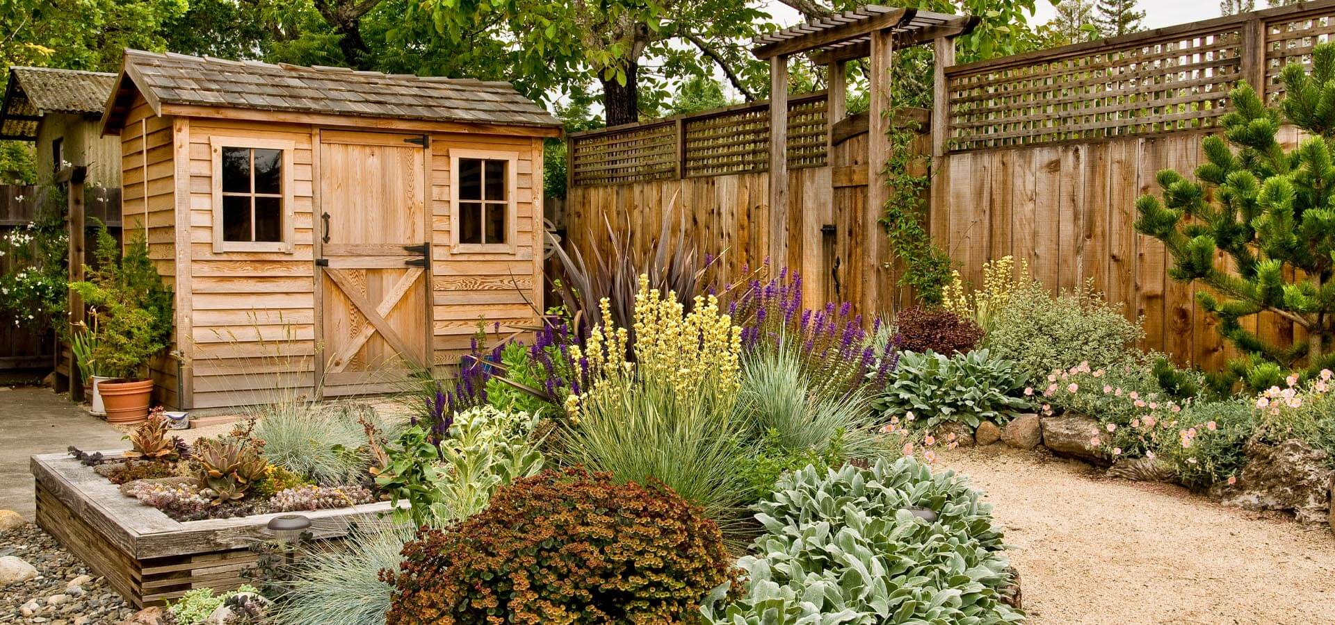 Can you build a rockery against a fence? The experts answer your questions